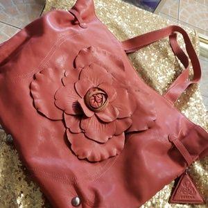 Handbags - Fashion flower purse 18×13 sz